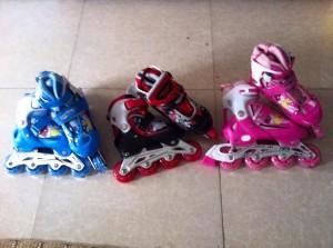 Giày Patin cho mọi lứa tuổi