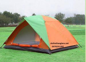Lều trại 2-3 người 2 lớp cực bền, lều đôi tại Hà Nội, HCM