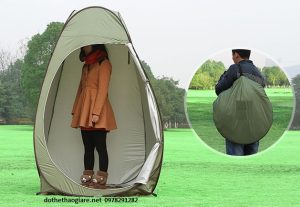 Lều thay đồ, lều vệ sinh, lều bạt thay đồ du lịch tại Hà Nội