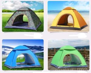 Lều du lịch cho gia đình, lều du lịch 4 người tại HN, HCM