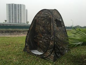 Lều đi săn loại chuẩn bảo hành 2 năm