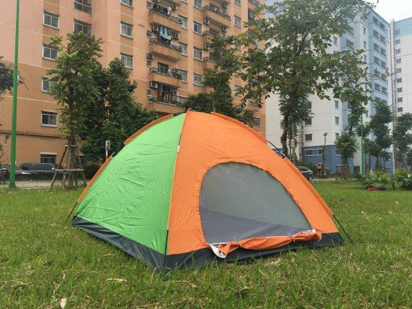 Lều Cắm Trại cho 4 người, lều gia đình giá rẻ tại HN, HCM