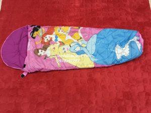 Túi ngủ cho bé, túi ngủ công chúa