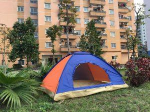 Lều trại 2 người bản chuẩn năng cấp 2108 bảo hành 2 năm
