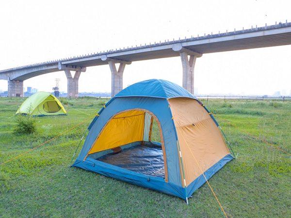 Lều trại chính hãng cho 4 người BH 36 tháng