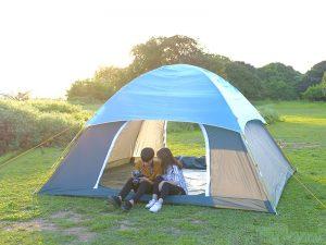 Lều trại chính hãng cho 10-14 người BH 36 tháng