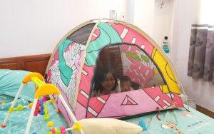 Lều trẻ em, lều cho bé BH 24th