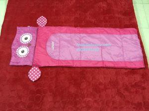 Túi ngủ mùa đông cho bé gái