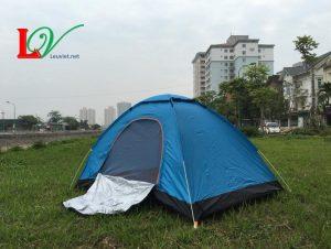 lều tự động 2 người, lều tự bung 2-3 người, lều du lịch, lều phượt 2 người