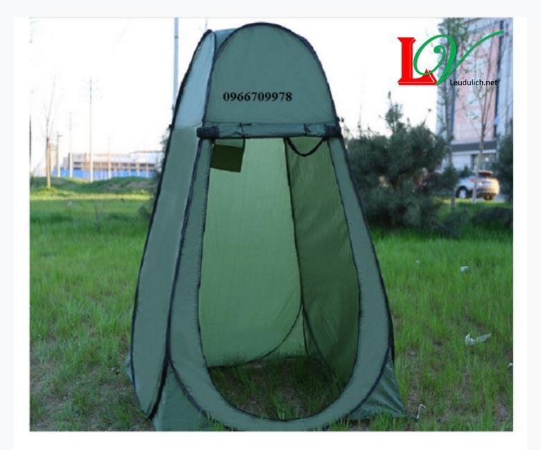 Lều thay đồ, lều vệ sinh, lều ngồi câu du lịch tại Hà Nội, TP.HCM