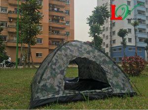 Lều ngụy trang 2 lớp cho gia đình, lều cho 4 người 2 lớp gía tốt tại HN, HCM
