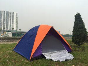 Lều trại cho 4 người 2 lớp chất lượng cao giá cực tốt tại HN, HCM