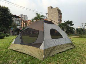 Lều tetragon 8-2 lớp dành cho 6 người
