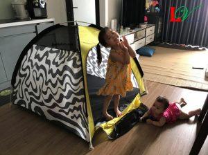 Lều trẻ em, lều cho bé, lều công chúa, lều chơi trong nhà