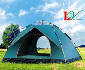Lều phượt tự bung, lều du lịch, Lều cắm trại cho 2 người tự động